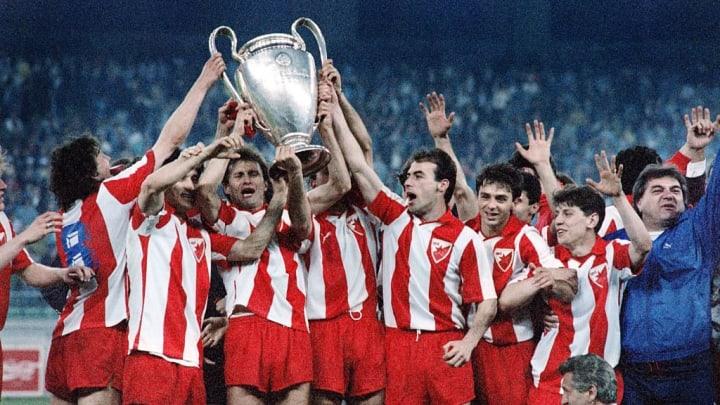 estrela vermelha champions league
