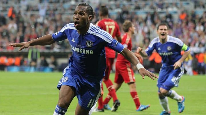 Didier Drogba Chelsea Galatasaray