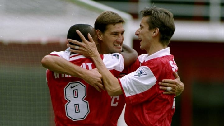 Arsenal last failed to qualify for Europe in 1994/95