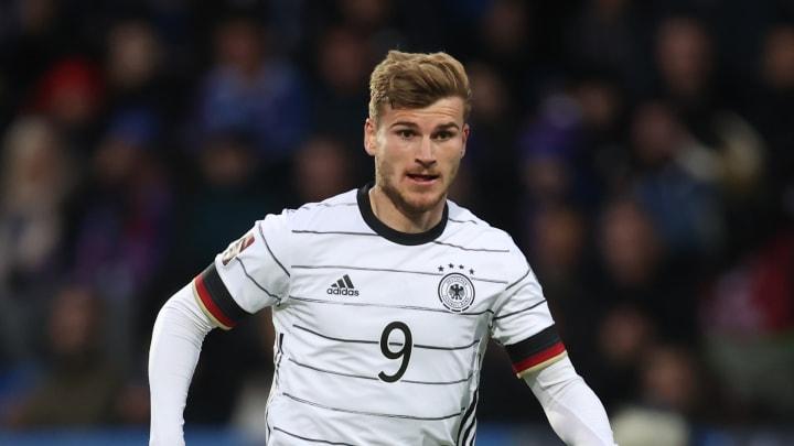 In der DFB-Elf zurück auf der Neun: Kann Werner ab 2022 Lewandowski ersetzen?