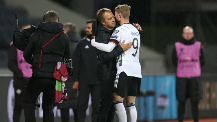 Hans-Dieter Flick, Timo Werner