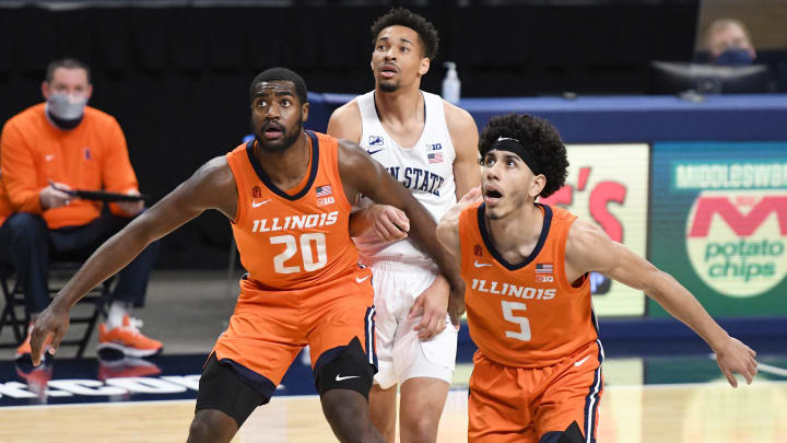 Purdue vs Illinois prediction, pick and odds for NCAAM game.