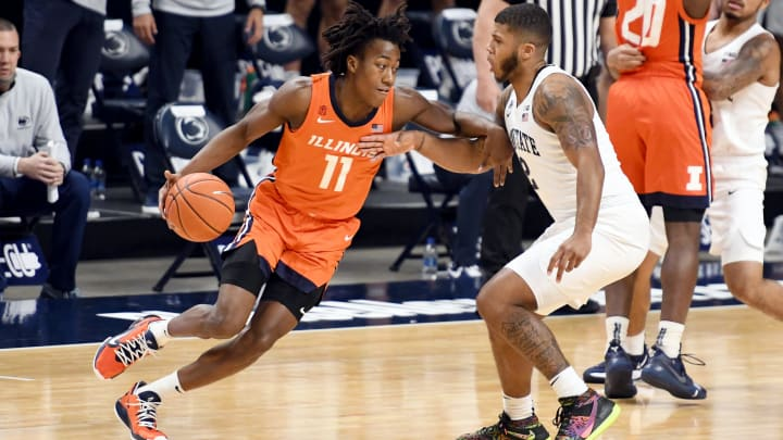 Indiana vs Illinois odds, spread, line and predictions for Saturday's NCAA men's college basketball game.
