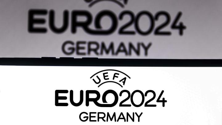 Das Logo für die EURO 2024 wurde enthüllt