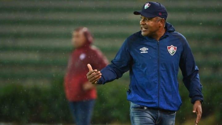 Roger Machado Fluminense Libertadores