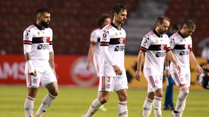 Independiente del Valle v Flamengo - Copa CONMEBOL Libertadores 2020