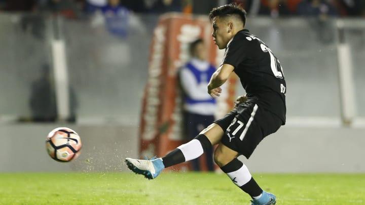 Barco fue campeón de la Copa Sudamericana y tiene tres años en la MLS