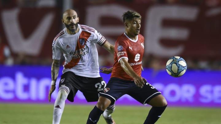 River recibe a Independiente en cancha de Banfield