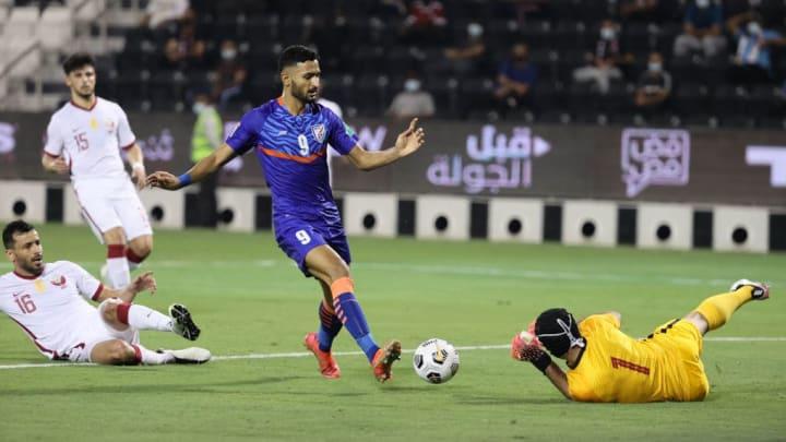 India v Qatar - FIFA World Cup 2022 Qualifiers