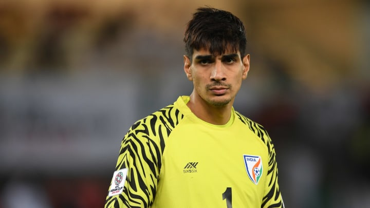 Gurpreet Singh Sandhu is hoping that Bengaluru FC can make India proud in the AFC Cup