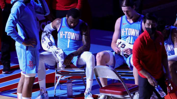 Kelly Olynyk, John Wall, Houston Rockets