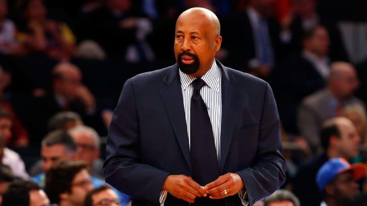 Former Knicks head coach Mike Woodson