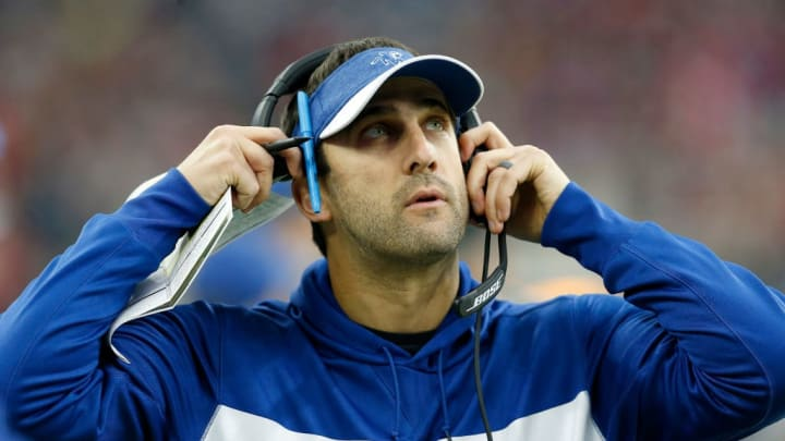 Indianapolis Colts OC Nick Sirianni
