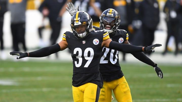 Los Steelers sumaron su victoria 12 de la temporada 2020-21 de la NFL