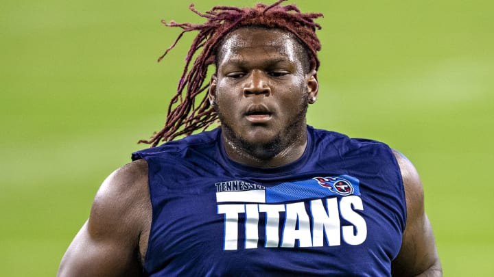 Most likely Isaiah Wilson destinations in trade or free agency after his Tweet announcing he is done with the Titans.