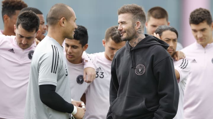David Beckham's Inter Miami are heading into their second MLS season