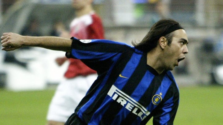 Recoba was irritatingly inconsistent for Inter