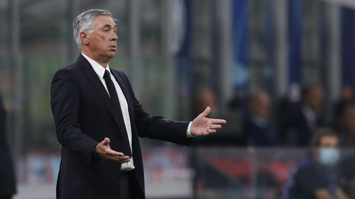 Carlo Ancelotti can celebrate Real Madrid's victory over Inter but it was by no means an overwhelmingly encouraging performance