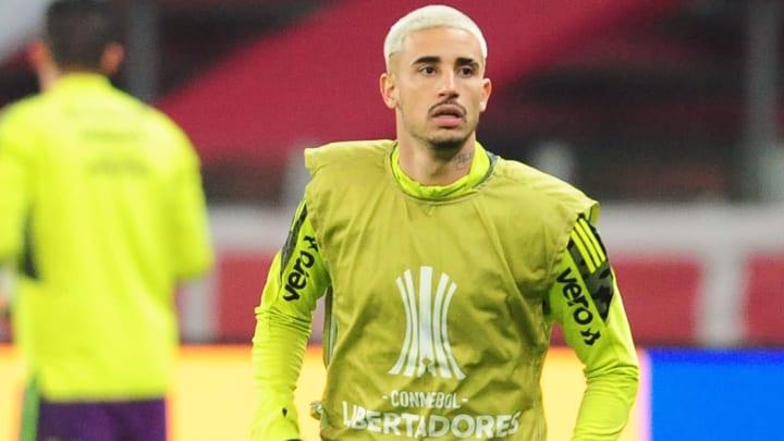 Thiago Galhardo recebeu cobranças por conta de postura