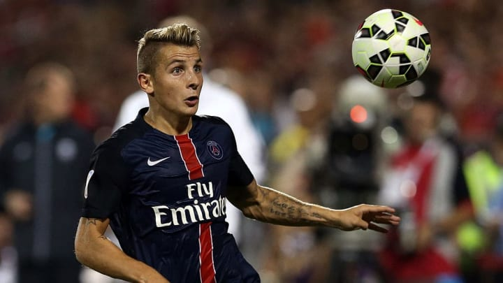 Digne has played for PSG before