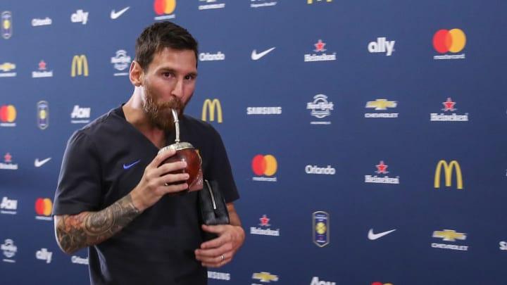 El argentino declaró en una entrevista que vivir en Estados Unidos era su sueño.