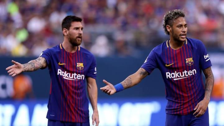 Messi podría volver a compartir equipo con Ney