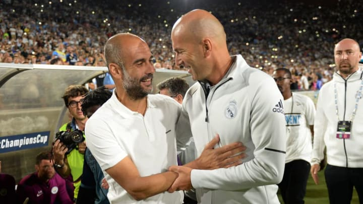 Zidane n'a pas trouvé un style de jeu comme Guardiola a pu le faire à Barcelone ou City