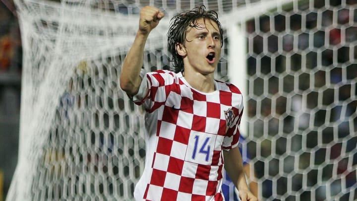 Copa mundo 2006 Luka Modric