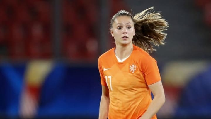 "International Friendly""Women: France v The Netherlands"""