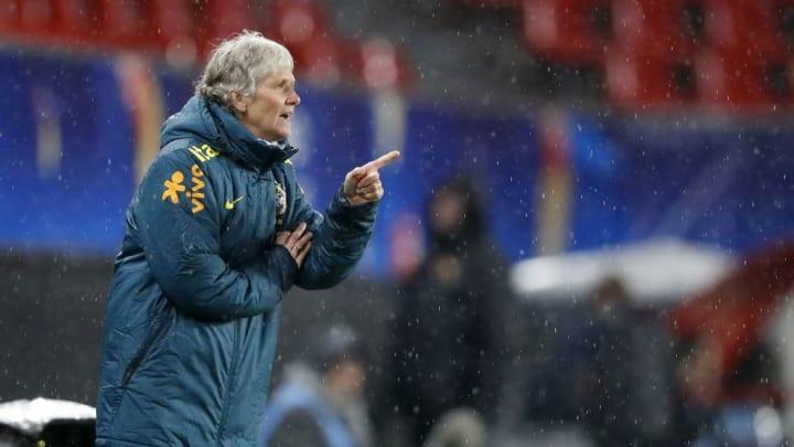 "International Friendly""Women: The Netherlands v Brazil"""