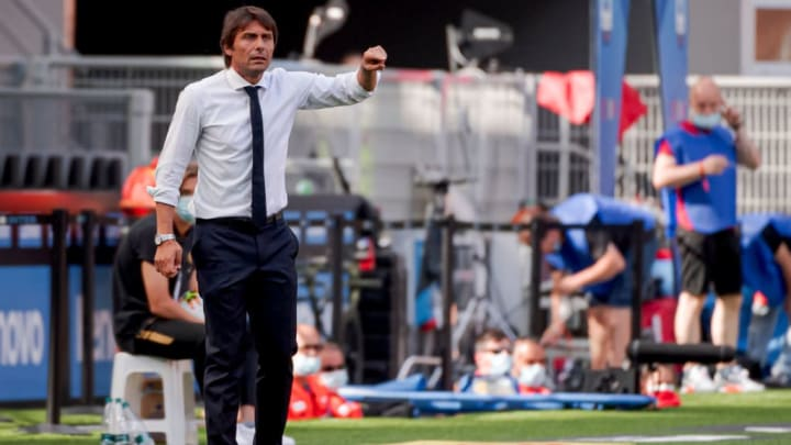 Antonio Conte's side collapsed to defeat on Sunday afternoon
