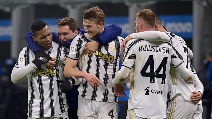 Juventus are quietly building some impressive form