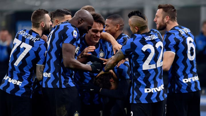 Inter made a big statement in the Serie A title race