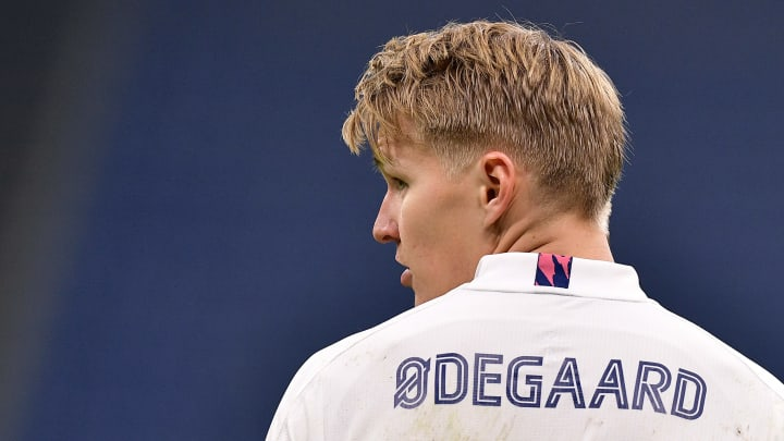 Martin Odegaard is set to join Arsenal on loan from Real Madrid