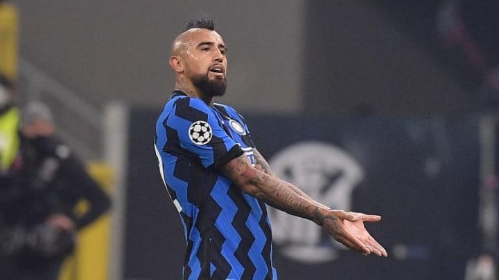 La Champions del Inter y de Arturo Vidal ha sido decepcionante