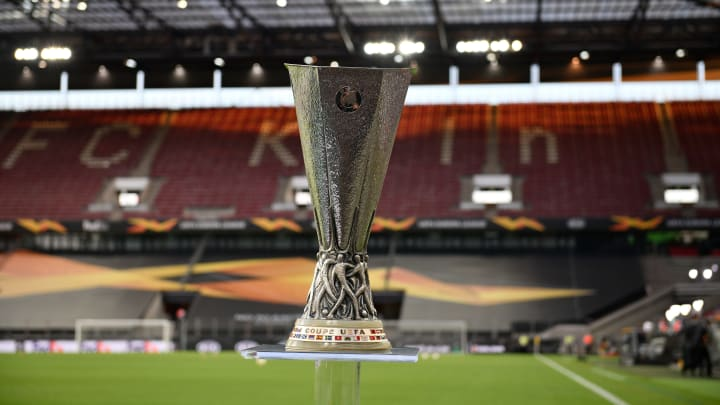 Internazionale v Sevilla - UEFA Europa League