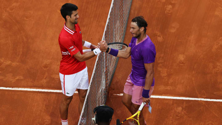 Nadal and Djokovic squared off over a month ago and now get a rematch.