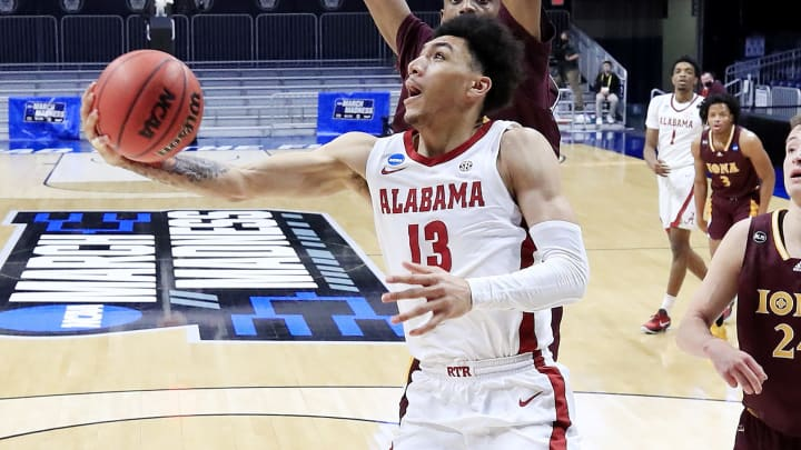 Maryland vs Alabama prediction, pick and odds for March Madness NCAA Tournament Round of 32 game.