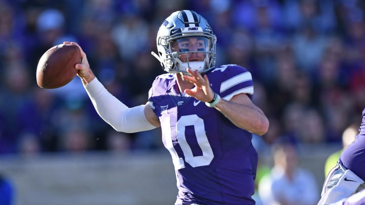 Texas Tech vs Kansas State NCAA Football Week 5 odds, spread, prediction, date and start time.