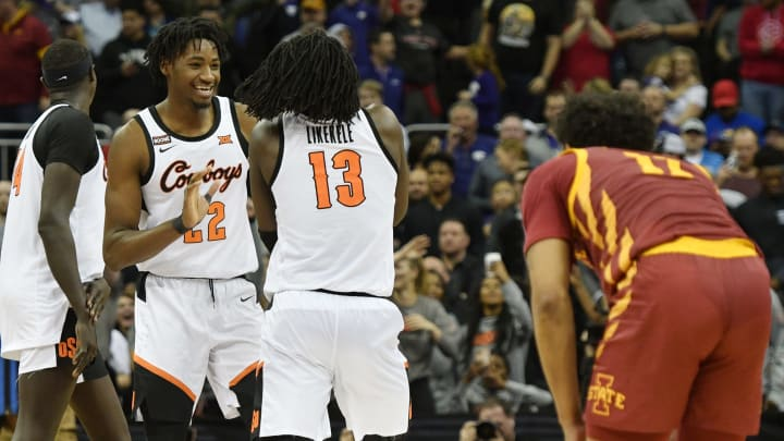 Oklahoma State vs Kansas State spread, line, odds, predictions, over/under & betting insights for college basketball game.