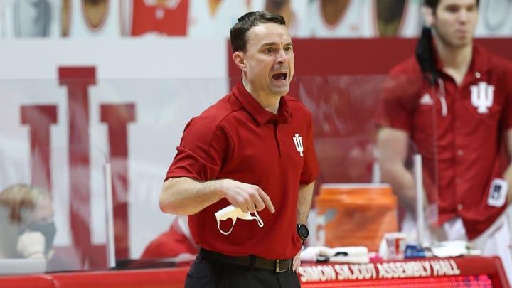 Archie Miller, Iowa v Indiana