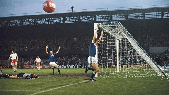 1981 gelang Ipswich gegen AZ Alkmaar ein erstaunlicher Erfolg