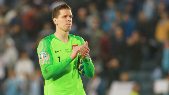 Szczesny has 46 caps for the national team while his father can point to seven appearances
