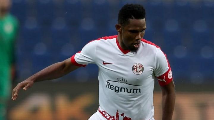 Istanbul Basaksehir v Antalyaspor - Turkish Super lig