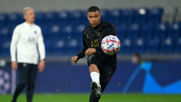 Mbappe remains a top target for Real Madrid