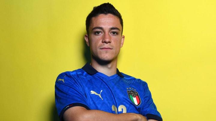 L'attaquant italien, Giacomo Raspadori, serait visé par l'OM.
