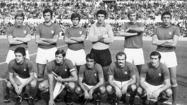 Giacinto Facchetti, Pietro Anastasi, Sandro Mazzola, Fabio Capello