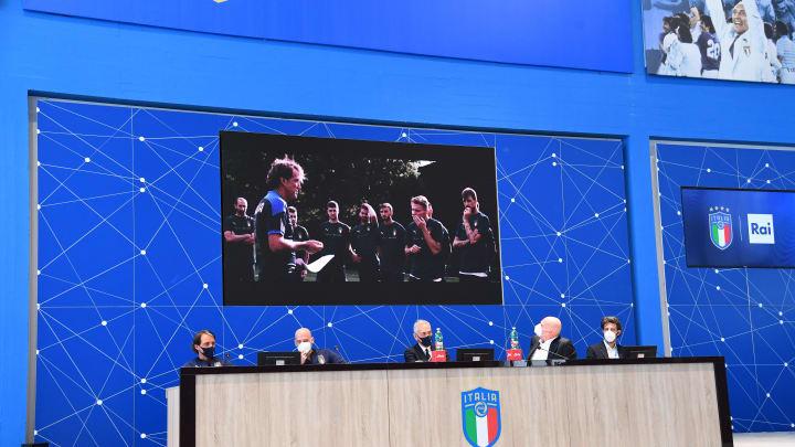 Gli sponsor della FIGC