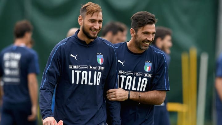Donnarumma ne remplacera pas Buffon à la Juventus.