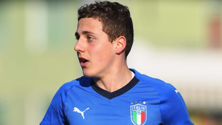Italy's U-18 striker Alessandro Arlotti quits professional football for Harvard University